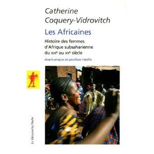 Les Africaines, par Catherine Coquery-Vidrovitch