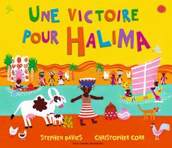 Une victoire pour Halima, de Stephen Davies