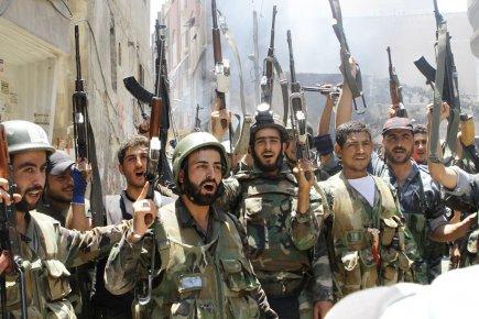 Syrie : Pour Fabrice Balanche, les rebelles sont plus que jamais liés à Al-Qaïda