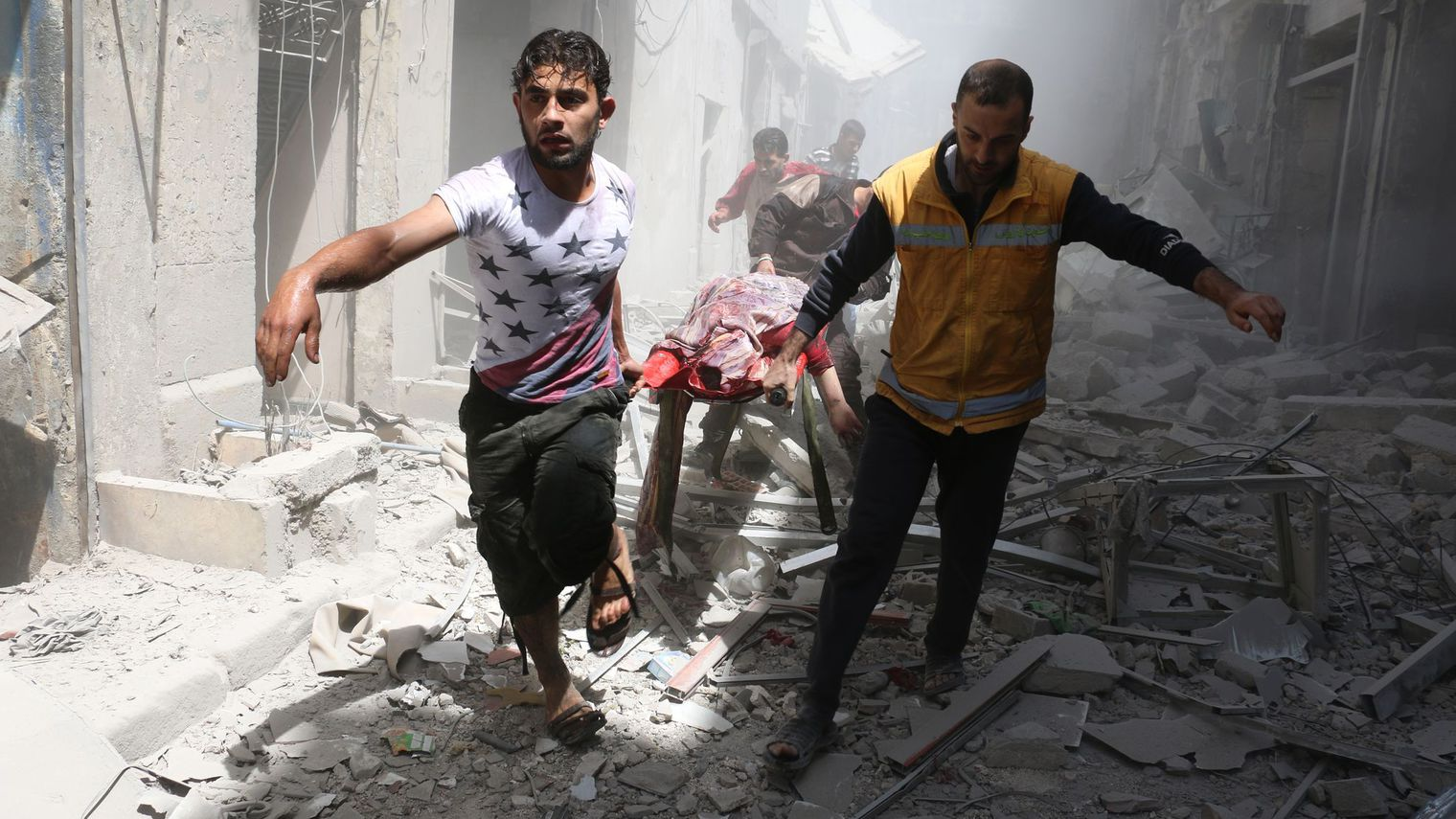 Mossul Alep
