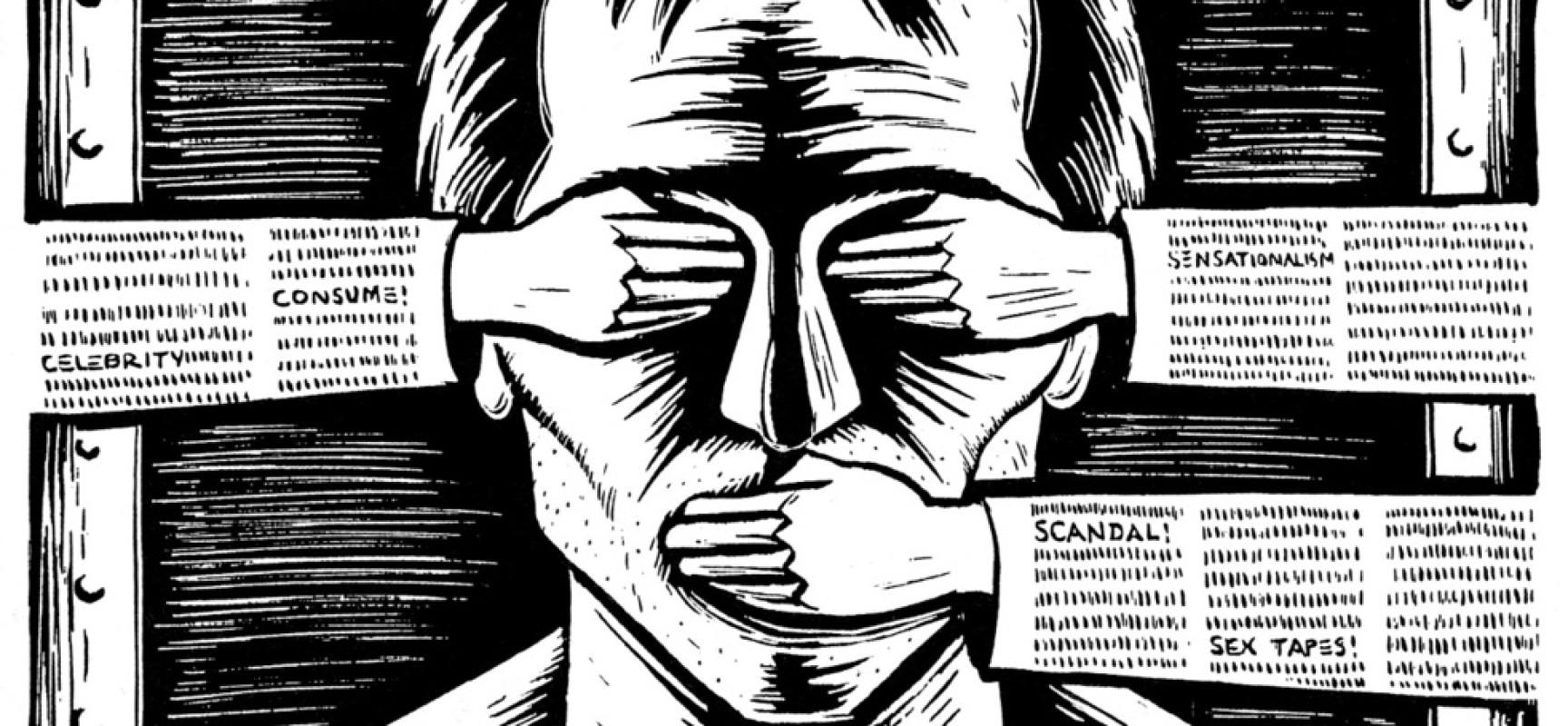Le discrédit d'Amnesty International