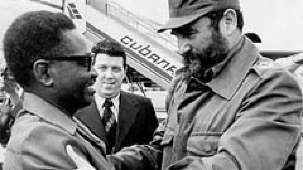 « Cuba est le seul pays qui est intervenu en Afrique pour défendre le droit des peuples à l'autodétermination, à la dignité et à la liberté »