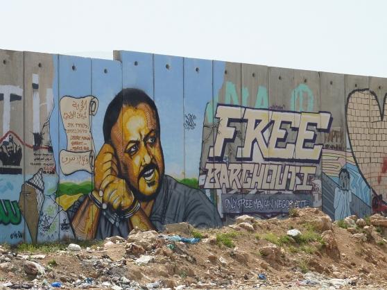 Marwan Barghouti triomphe au congrès du Fatah