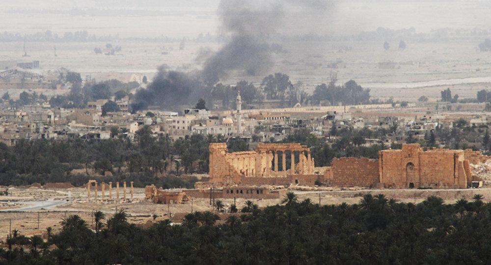 Kremlin: la prise de Palmyre par les terroristes ternit l'image de toute l'humanité