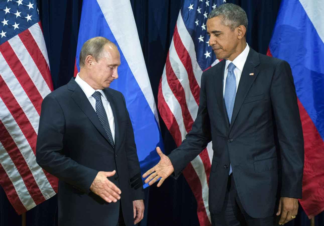Campagne hystérique contre la Russie : tout ça pour ça !