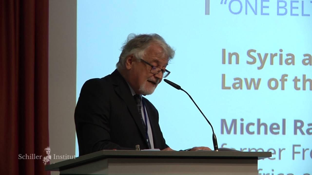 Michel Raimbaud : « Autrefois respectée et écoutée du monde entier, la France s'est mise elle-même hors-jeu en Syrie »