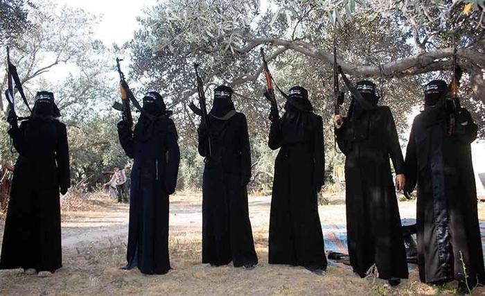 Une étude sur les Tunisiennes qui ont rejoint les groupes terroristes : leur nombre, leur âge, leurs motivations