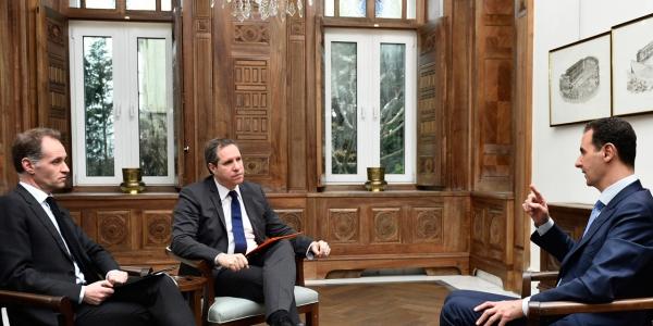 Bachar al-Assad : « C'est l'idéologie wahhabite qui est l'origine de ce terrorisme »