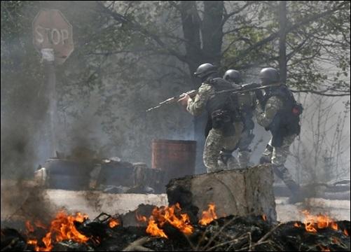 Ukraine -Le gouvernement mis en place par le coup d'Etat tente de saboter le rapprochement entre les États-Unis et la Russie