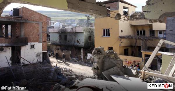 Sud-Est de la Turquie : crimes de guerre à huis-clos