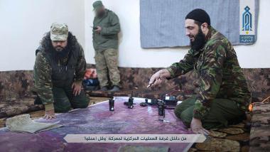 Le « rapport des services de renseignement » n'en est pas un. Il laisse surtout entrevoir un soutien à al-Qaïda.