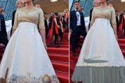 Internet rhabille la ministre de la Culture israélienne, venue dans une robe polémique à Cannes