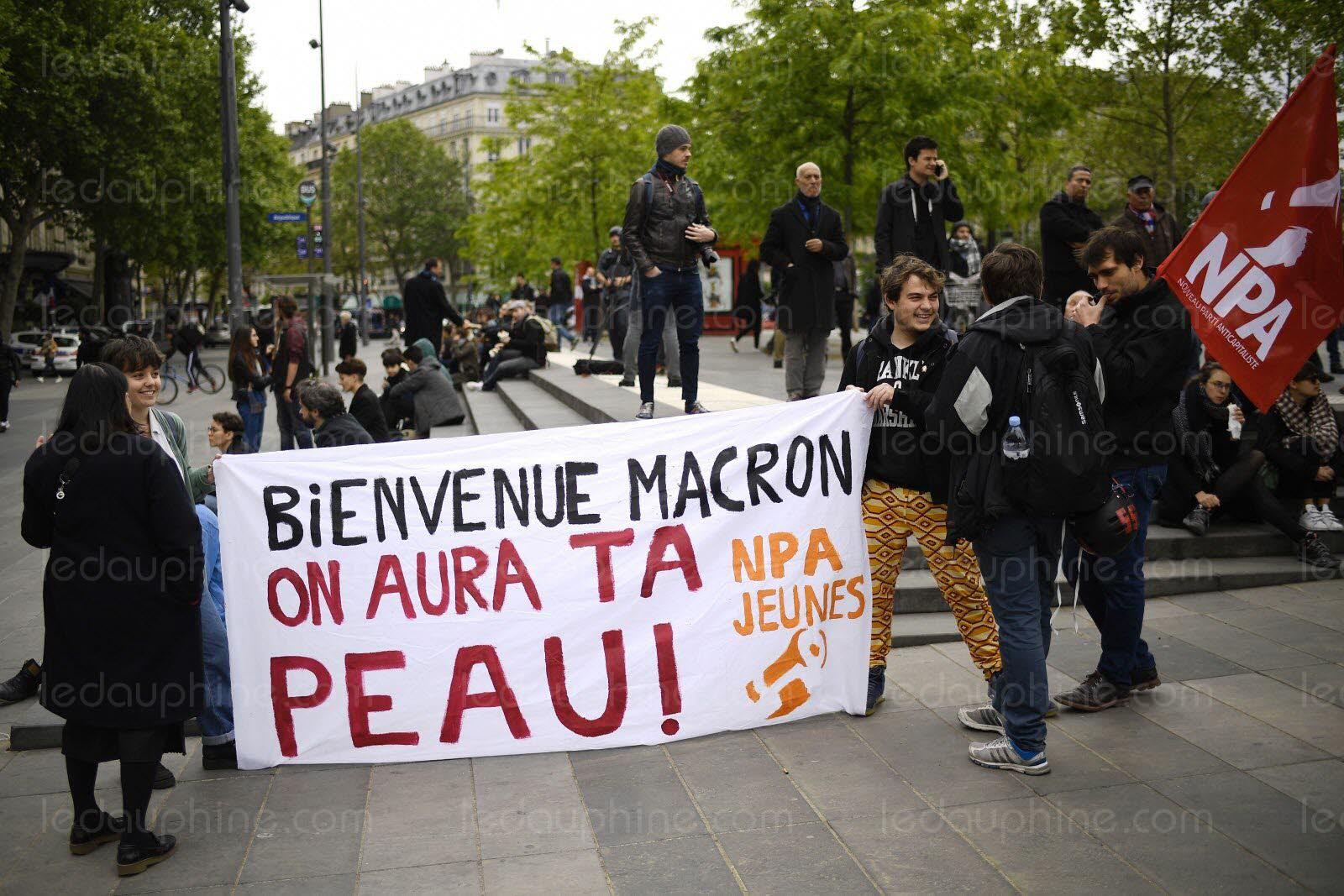 France : Le jour d'après