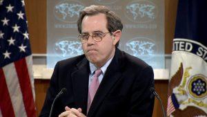 « Démocratie saoudienne » : la question qui fait perdre la voix au porte-parole américain ! Vidéo