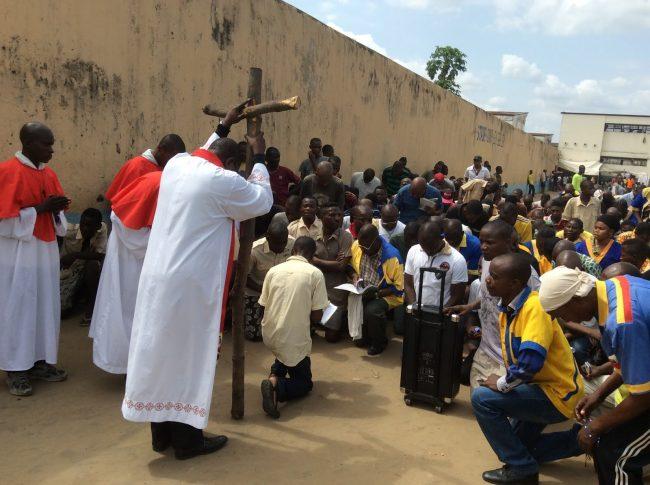 RDC : reste-t-il quelques détenus en prison ?!