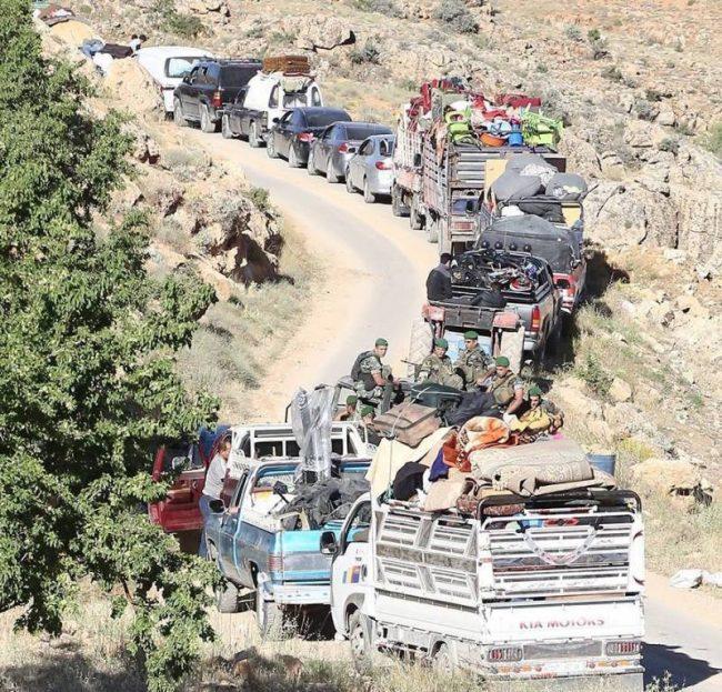 Les réfugiés syriens au Liban commencent à rentrer chez eux