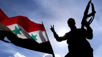 Victorieuse Syrie
