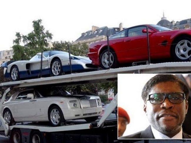Teodorin Obiang en levée de rideau des biens mal acquis