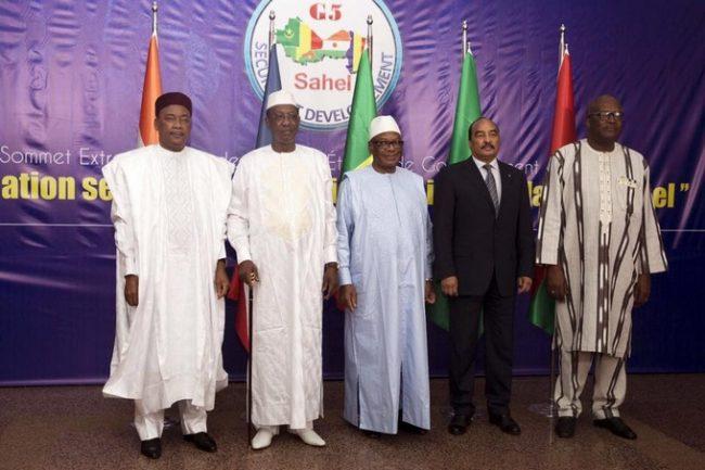 G5 Sahel : Idriss Déby mécontent des Nations unies