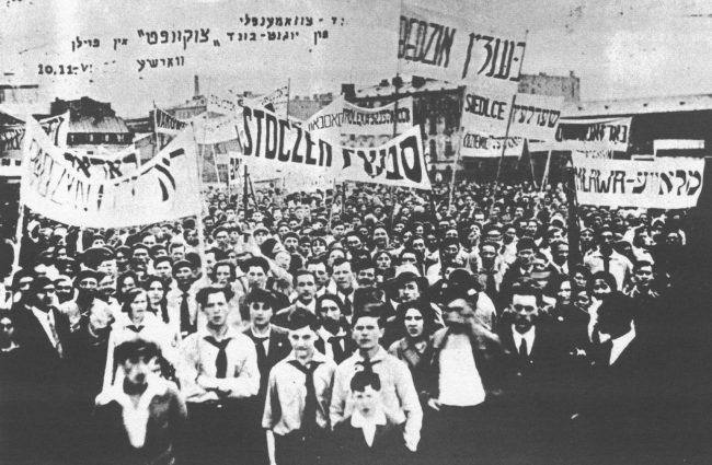 Juifs européens opposés au mouvement sioniste naissant : une histoire oubliée ?