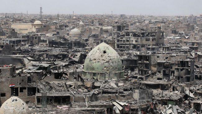 L' « aseptisation » des massacres de Mossoul