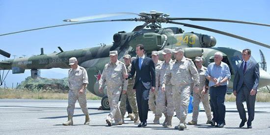 Syrie : six ans de guerre et maintenant ?