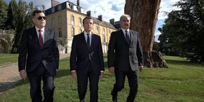 Libye : pourquoi la rencontre d'Al-Sarraj et Haftar à Paris est un fiasco