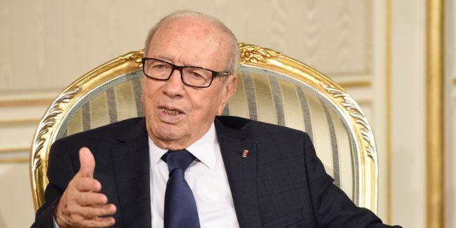 Le président tunisien Béji Caïd Essebsi déballe tout !