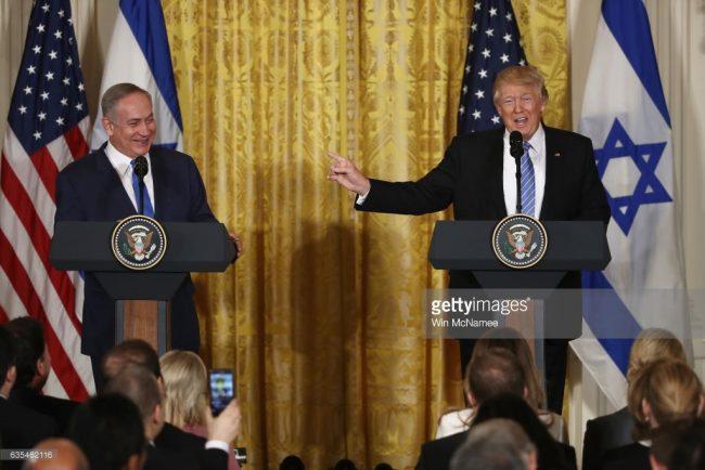 Trump et Israël dans le désordre du monde