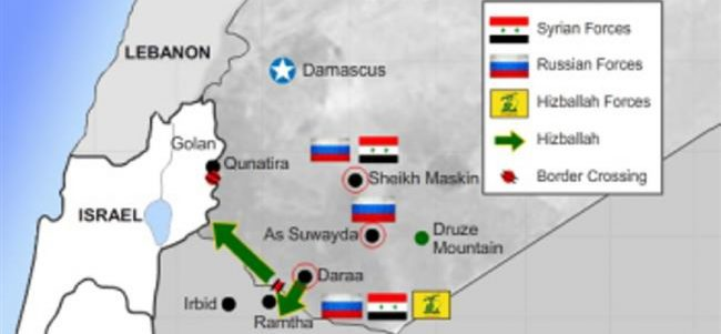 L'accord Washington et Moscou sur la Syrie mécontente les Israéliens