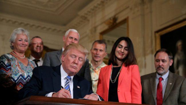 Sanctions américaines : Trump pris au piège