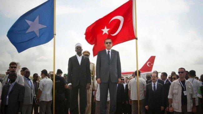 Gros appétit turc pour Afrique de l'Est et le Moyen-Orient