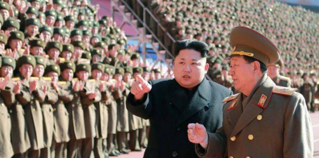La dissuasion nucléaire « du faible au fort » s'applique désormais inéluctablement ne pas confondre coercition et dissuasion à Corée du Nord