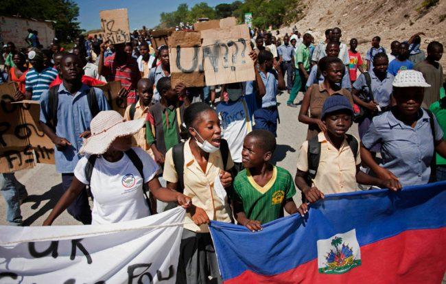 Haïti : De la colonisation à l'esclavage économique