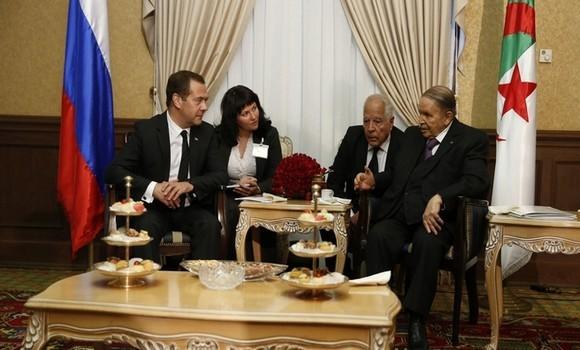 En géopolitique, Alger et Moscou parlent la même langue ou presque (Reporters)