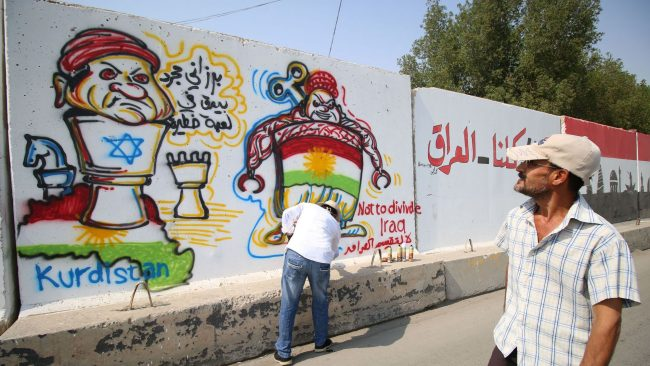 Il y aura un « avant Kirkouk » et un « après Kirkouk » : l'Irak ne sera pas divisé