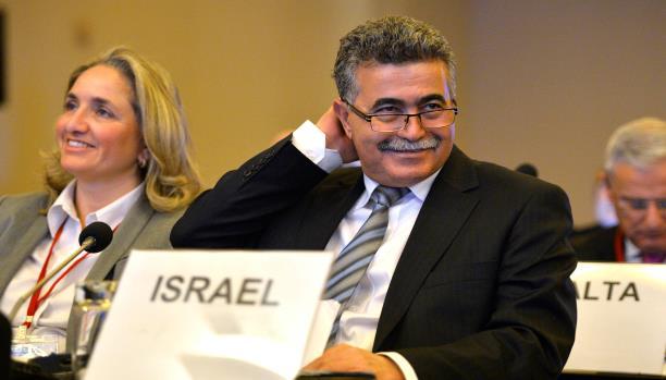 Maroc/Israël : L'ancien ministre israélien de la défense, Amir Peretz, à Rabat