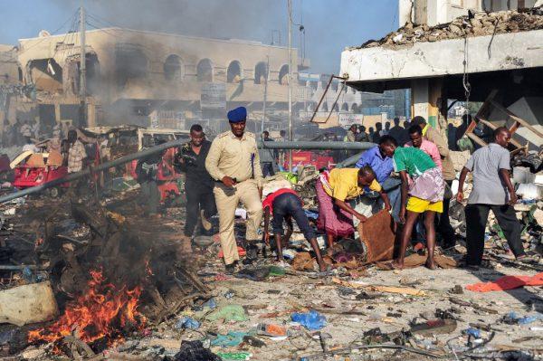 SOMALIE - L'affrontement entre le Qatar et l'Arabie Saoudite derrière l'attentat de Mogadiscio ?