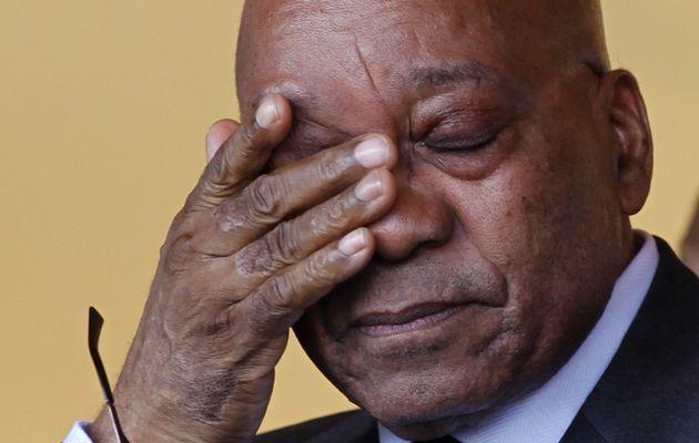 Afrique du Sud : Zuma et ses complices auraient-ils des comptes en Grande Bretagne  ?
