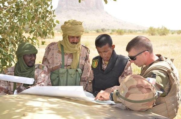 Sahel : escalade guerrière