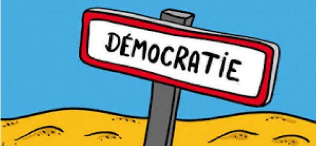 Sur la signification du mot « démocratie »
