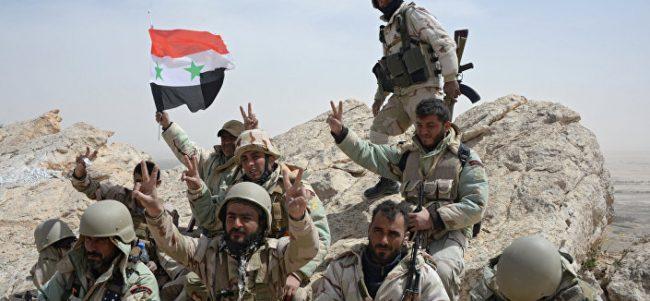 La bénédiction syrienne