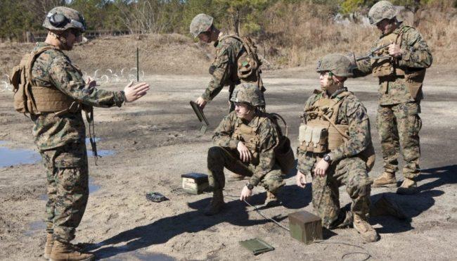 La pourriture profonde des forces armées américaines