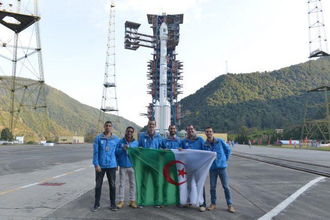 L'Algérie met en orbite son premier satellite de télécommunications (Vidéo)