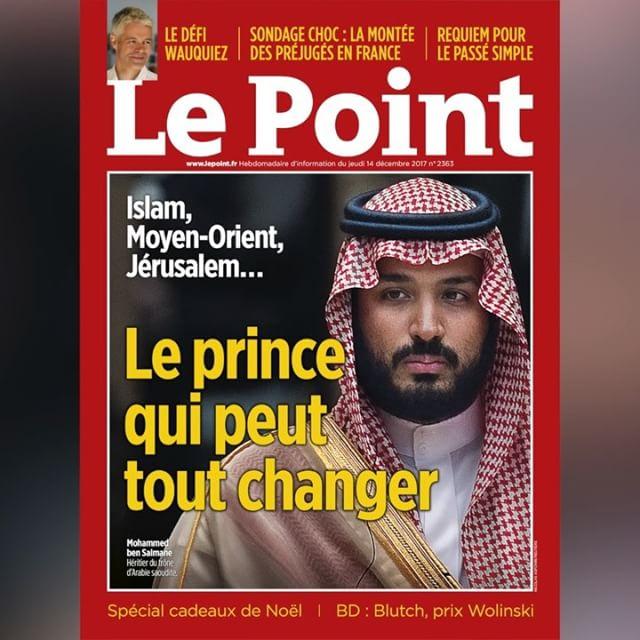 Arabie saoudite : Vipères au POINT (L'éditorial de Prochetemoyen-orient.ch)