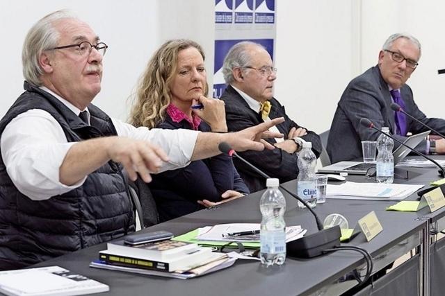 Conflit syrien : Des voix dissidentes s'expriment au Club suisse de la presse
