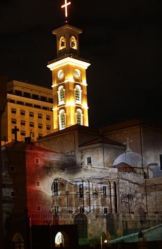 Le Liban uni contre Trump