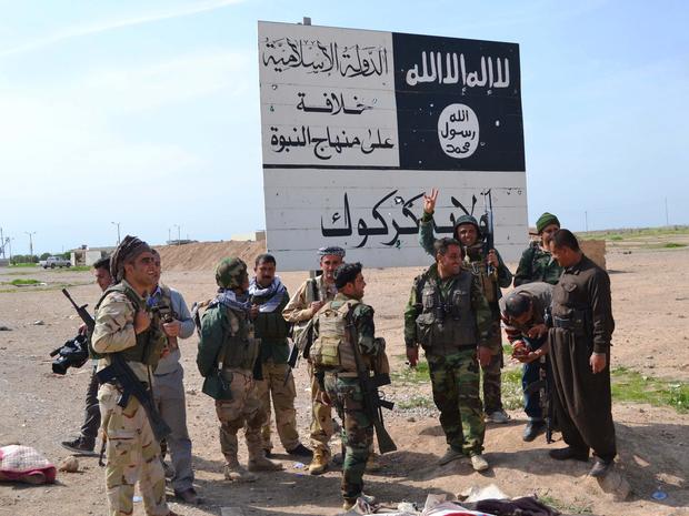 Les peshmergas kurdes ont aidé des membres de Daech à fuir Hawija en Irak