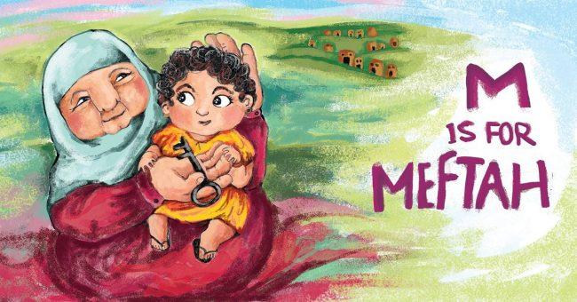 Le livre pour enfants qui fait peur aux sionistes