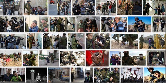 Des parlementaires U.S. ne veulent plus que les dollars de l'Oncle Sam financent la torture et la violence contre les enfants palestiniens